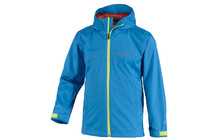 Columbia Boy's Splash Maker Rain Jacket compass blue